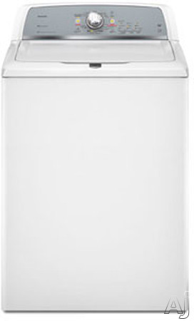 """Maytag EcoConserve Series MVWC360AW 27"""" Top-Load Washer with 3.6 cu. ft. Capacity, 11 Wash Cycles, U.S. & Canada MVWC360AW"""