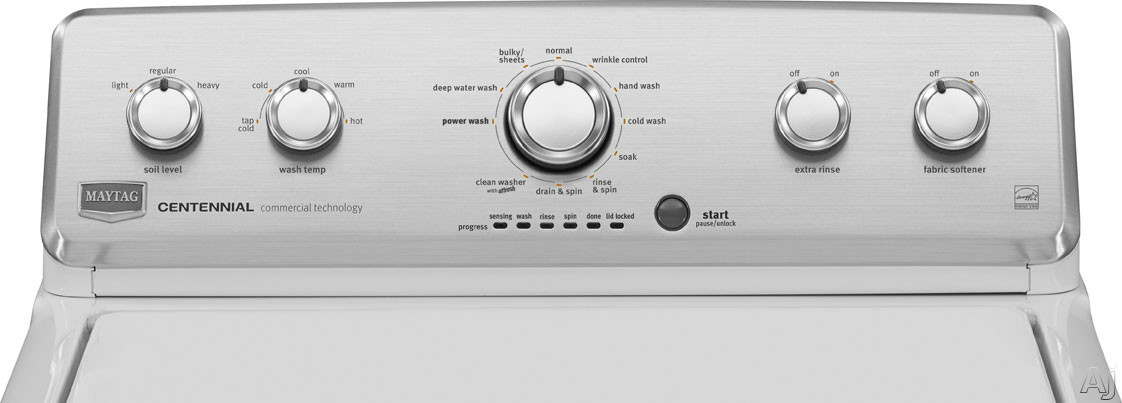 Maytag Mvwc425bw 27 Quot Top Load Washer With 3 8 Cu Ft