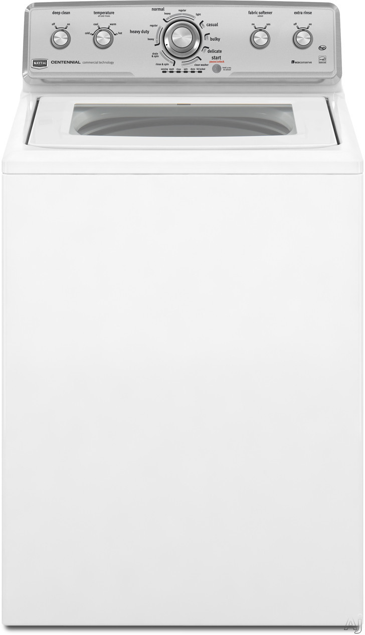 Maytag Centennial Series Mvwc450xw 27 Quot Top Load Washer