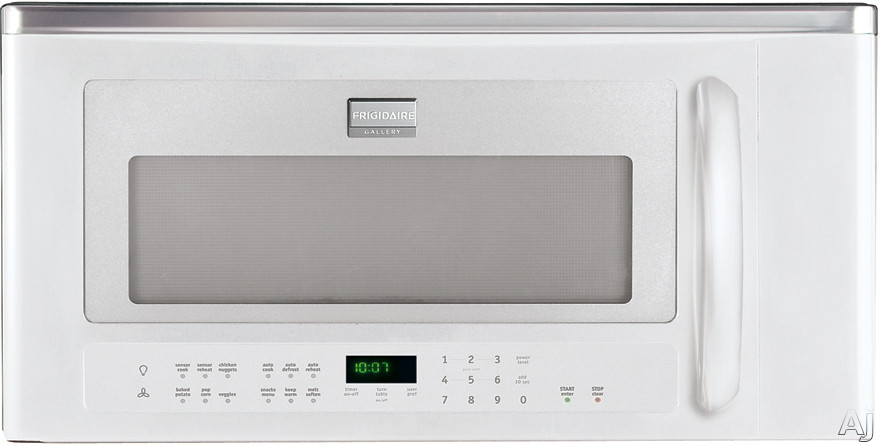 Self Venting Cooktops ~ Self venting over the range microwave oven