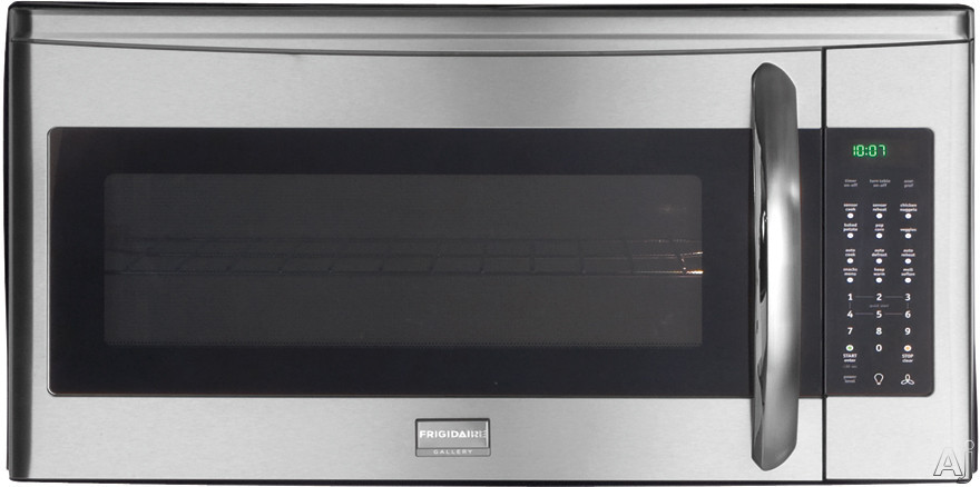 Frigidaire Fgmv185kf 1 8 Cu Ft Over The Range Microwave