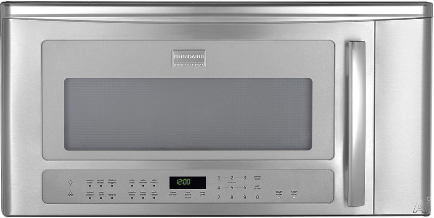 36 Inch Over Range Microwave