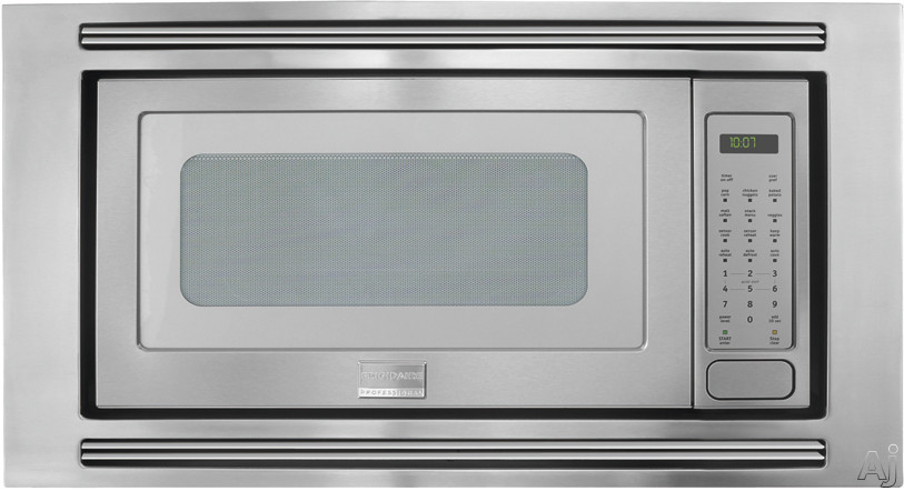Stainless Steel with Optional Built-In Trim Kit