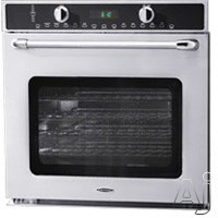 "Capital Maestro Series MWOV301ES 30"" Single Electric Wall Oven with 4.5 cu. ft. Perfect Convection, U.S. & Canada MWOV301ES"