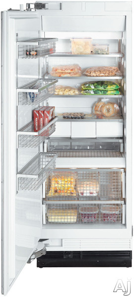 "Miele Independence Series F1811 30"" Built-in Fully Integrated All-Freezer with 15.19 cu. ft., U.S. & Canada F1811"