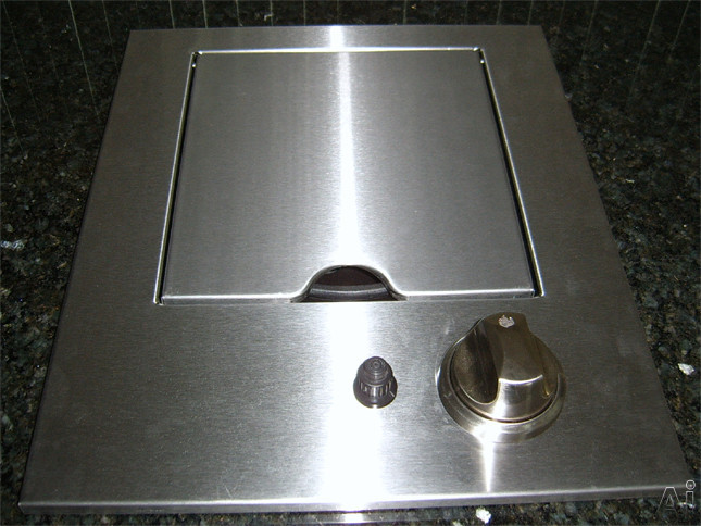 Napoleon Mirage Series N3700504 Built-in Side Burner with 10,500 BTU, Electronic Ignition and Flush, U.S. & Canada N3700504
