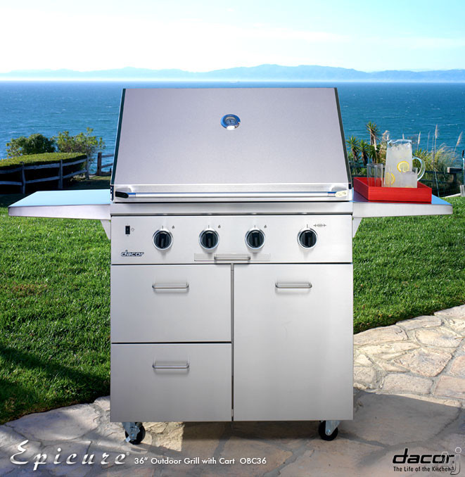 Dacor Epicure Series OBC52 52