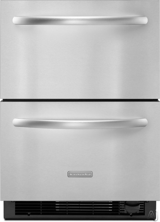 kitchenaid refrigerator freezer drawers reviews