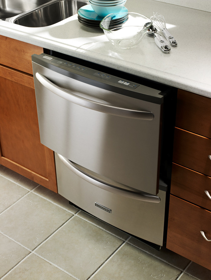 Kitchenaid Kitchenaid Double Drawer Dishwasher