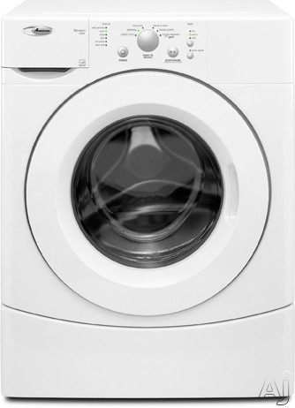 Amana Nfw7300ww 27 Quot Front Load Washer With 3 5 Cu Ft