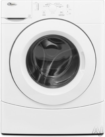 Whirlpool Wfw9050xw 27 Quot Front Load Washer With 3 5 Cu Ft