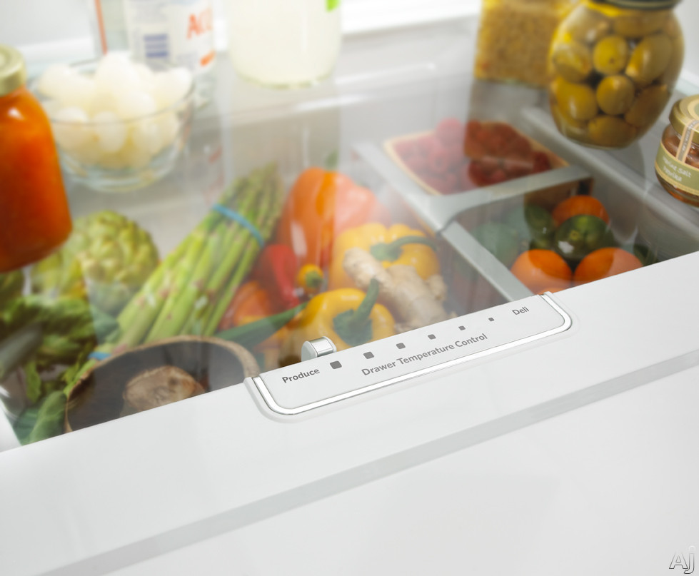 Refrigerated Drawer Temperature Control Slide