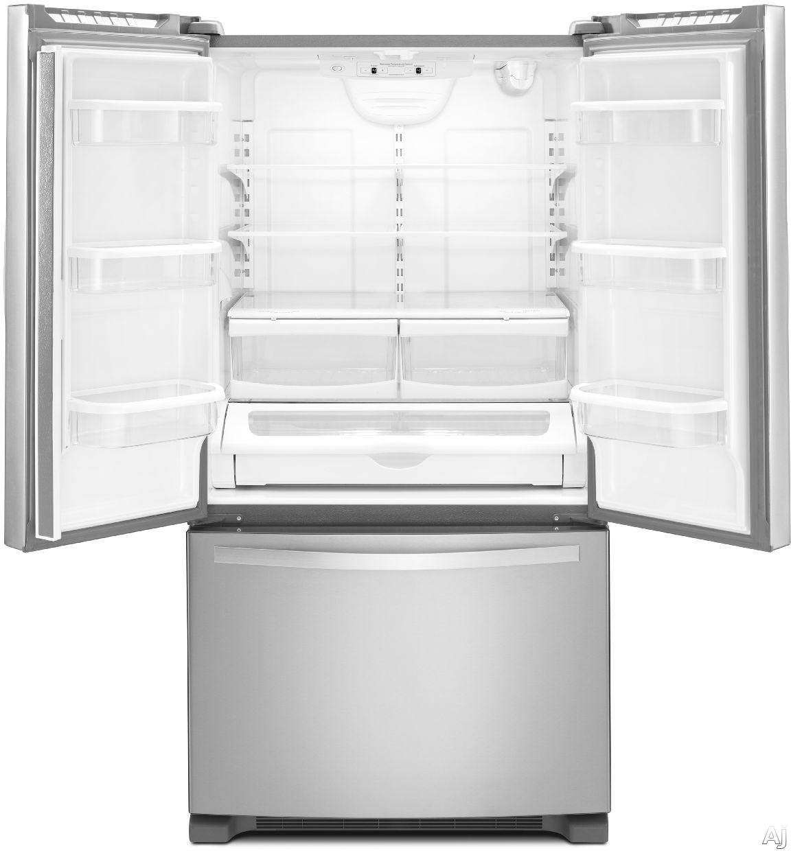 Whirlpool GX5FHTXVY 24.8 Cu. Ft. French Door Refrigerator-Burbank
