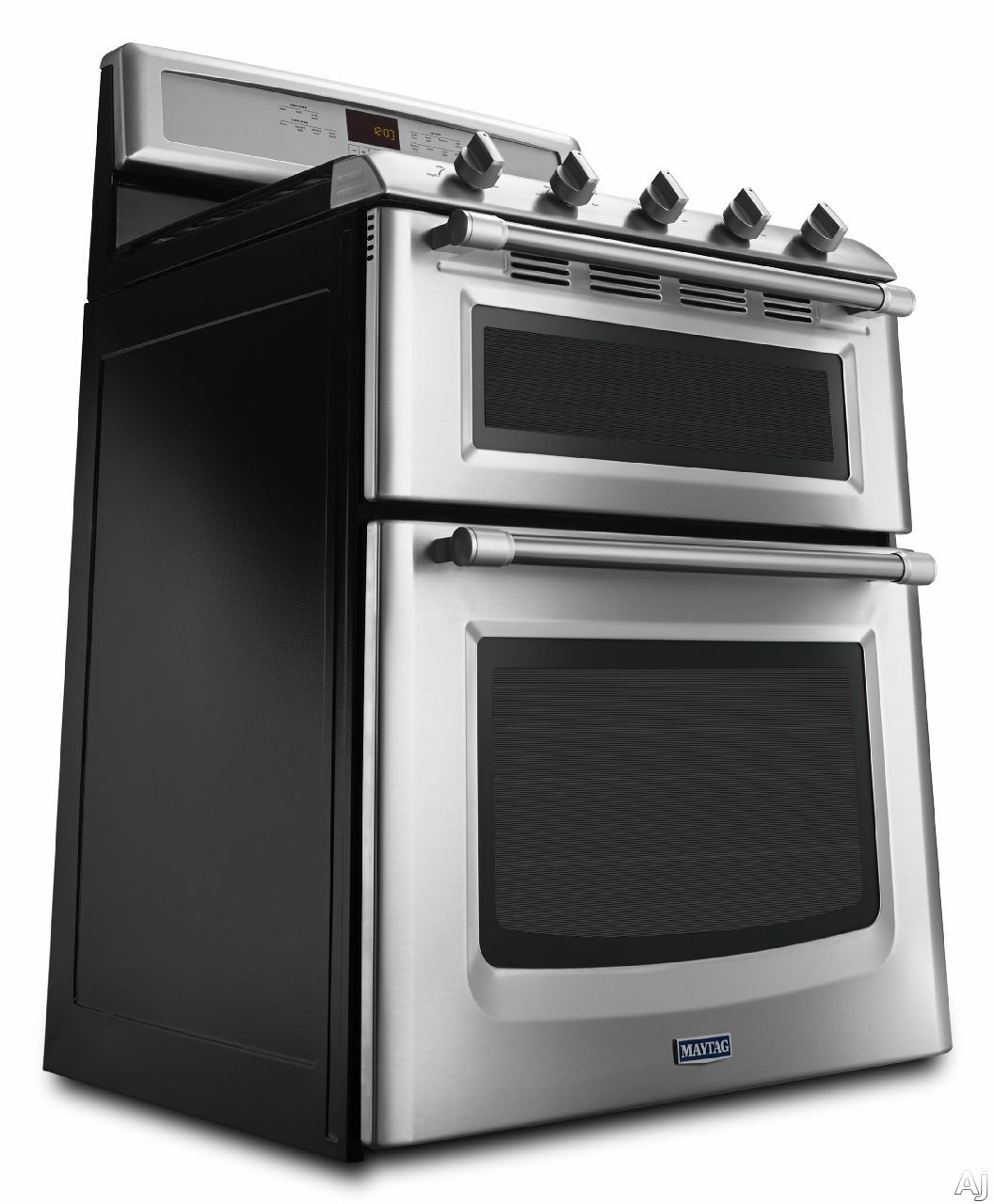 maytag mgt8820ds 30 inch freestanding double oven gas