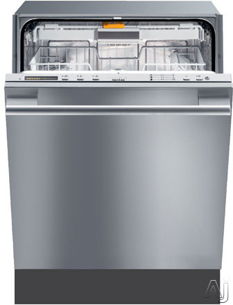Miele Futura ProfiLine Series PG8083SCVI2N Fully Integrated Dishwasher with 3D Cutlery Tray, Fresh Water System, FlexiCare Deluxe, Perfect GlassCare, ComfortClose, AutoSensor, 16-Place Settings, 8 Wash Programs, ProSpeed Cycle, Water Softener, 48 dBA Silence Rating and ENERGY STAR®: 240/208 Volts