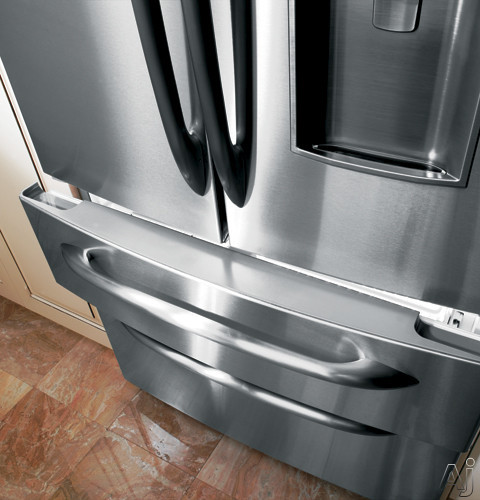 Ge Pgcs1pjxss 20 7 Cu Ft French Door Refrigerator With