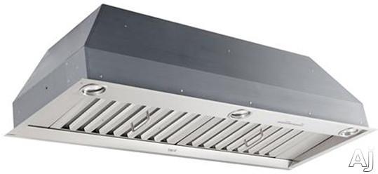 Best PK22 Series PKEX22 Custom Hood Insert with 1,100 CFM In-Line or External Blower, 4 Speed Push, U.S. & Canada PKEX22