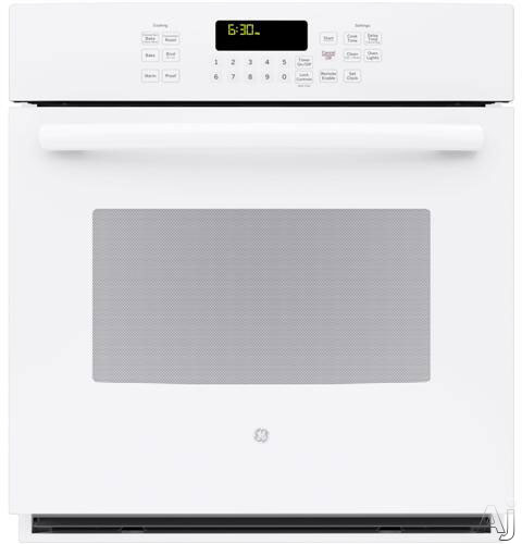 "GE Profile PK7000DFWW 27"" Single Electric Wall Oven with 4.3 cu. ft. Convection Oven Capacity, U.S. & Canada PK7000DFWW"
