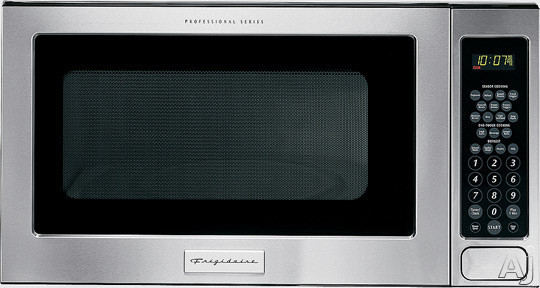 Frigidaire Professional Series PLMBZ209GC 2.0 cu. ft. Built-in Microwave Oven with 1200 Cooking Watts, 9 Sensor Settings and Glass Turntable