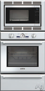 "Podmw301j 30"" Star K Rated Professional Series Built In Triple Oven With 1.5 Cu. Ft. Microwave Capacity 4.7 Cu. Ft. Oven Capa PODMW301J"