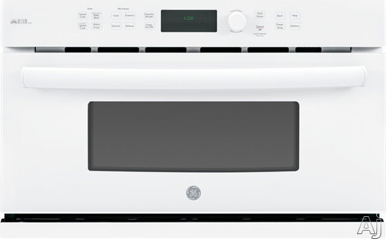 "GE Profile Advantium Series PSB9120DFWW 30"" Speed Oven with 1.7 cu. ft. Capacity, 120 Volt Speedcook, U.S. & Canada PSB9120DFWW"