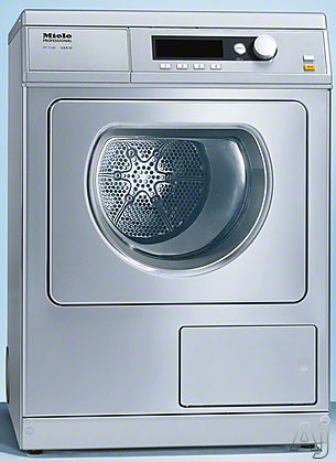 """click for Full Info on this Miele Professional Little Giant Series PT7136SS 24"""" Commercial Electric Dryer with 15 lbs Load Capacity  34 Gallons Drum Volume  Moisture Sensor  Honeycomb Drum and Extra Large Lint Filter: Stainless Steel"""
