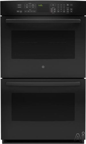 Ge Pt9550 30 Quot Double Electric Wall Oven With 5 0 Cu Ft