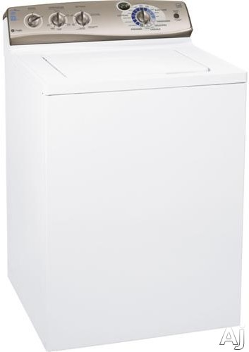 Ge Ptwn6050mwt 27 Quot Top Load Washer With 3 6 Cu Ft