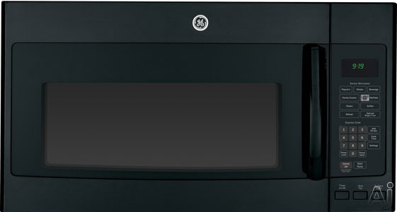 GE Profile PVM9195DFBB 1.9 cu. ft. Over-the-Range Microwave Oven with 1000 Watts, 10 Power Levels, U.S. & Canada PVM9195DFBB