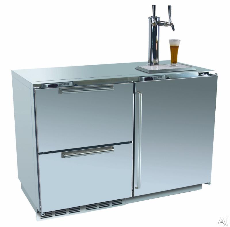 Perlick Hp48rto 48 Quot Undercounter Refrigerator Beer