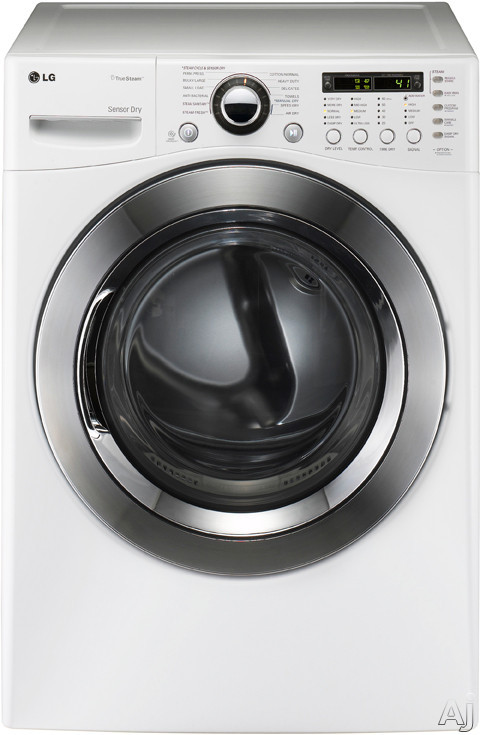 Lg Dryer Manufacturer Warranty ~ Lg dlex w quot electric dryer with cu ft capacity