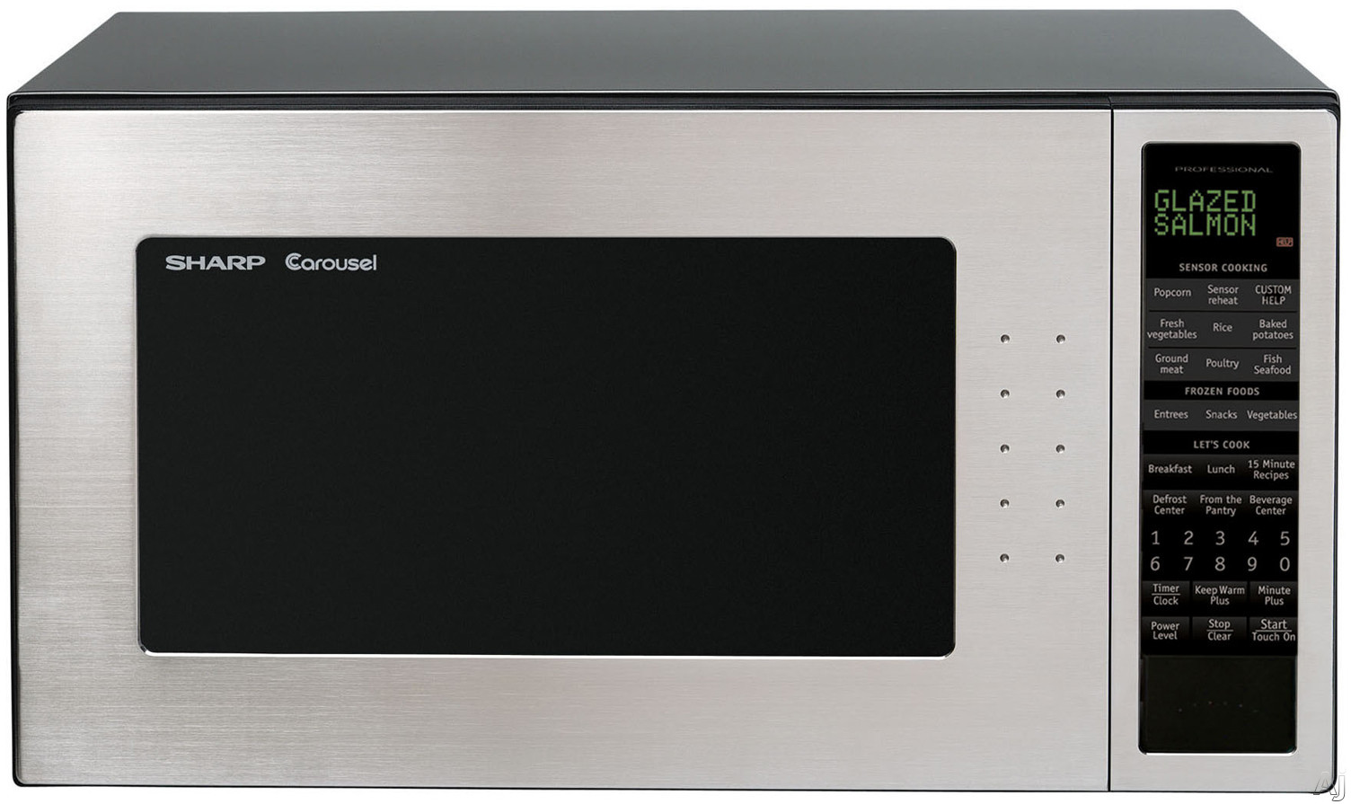 Sharp R530 2 0 Cu Ft Countertop Microwave Oven With