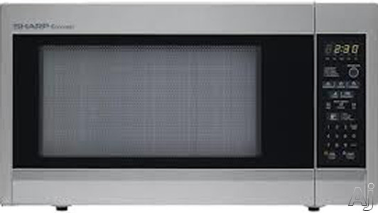 Countertop Microwave Rack : Sharp R551zs 18 Cu Ft Countertop Microwave Oven With 1100 Cooking ...
