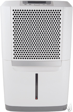 Frigidaire FAD704DUD 70 Pint Capacity Dehumidifier with R410A Refrigerant, Humidity Readout, Auto Shut-Off, Continuous Drain Option and Electronic Controls