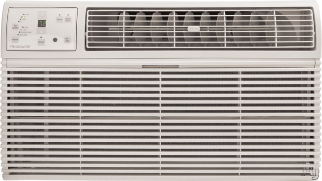Frigidaire FRA10EHT2 10,000 BTU Through-the-Wall Air Conditioner with 3,450 Watt Electric Heat, 9.4, U.S. & Canada FRA10EHT2