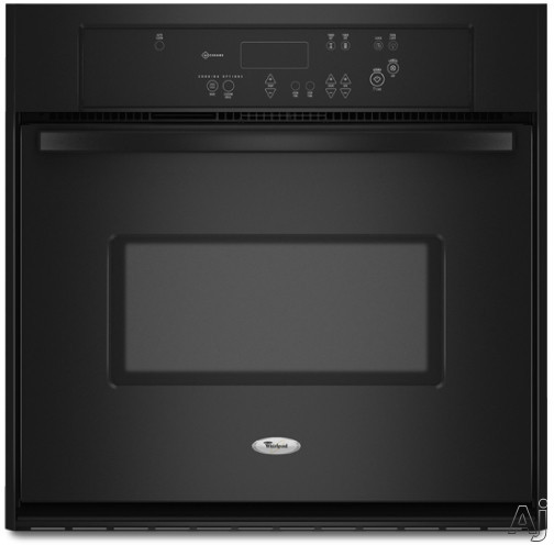 """Whirlpool RBS305PV 30"""" Single Electric Wall Oven With 4.1"""