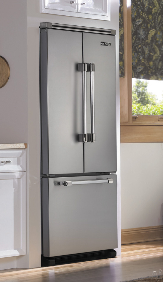 Viking Rddff236ss 21 8 Cu Ft Counter Depth French Door