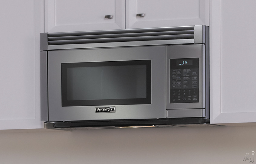 Viking Rvmhc330ss 1 1 Cu Ft Over The Range Microwave