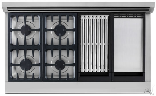 Cooktop View