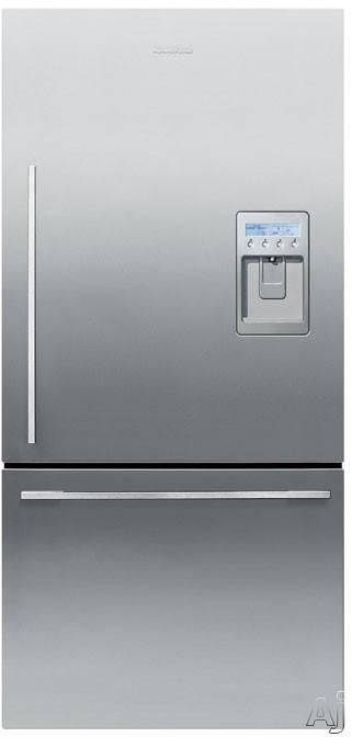 Bottom Freezer Refrigerator Bottom Freezer Single Door