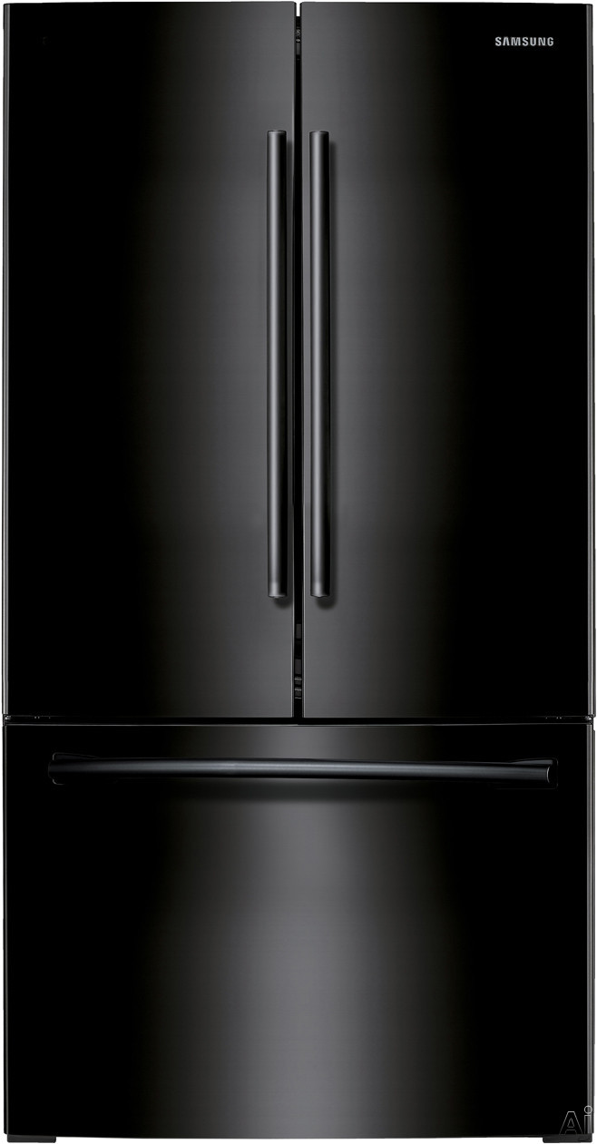 Samsung Rf260beae 25 5 Cu Ft French Door Refrigerator