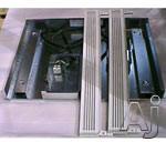"Sharp RK46W24 24"" Optional Built-In Kit: White, U.S. & Canada RK46W24"