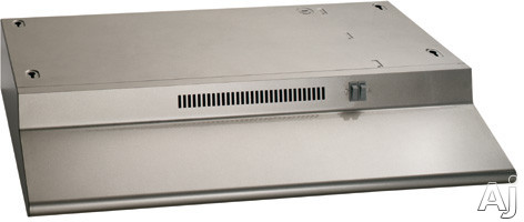 """Hotpoint RN328HSA 30"""" Under Cabinet Range Hood with Two-Speed Fan and Recirculating Ventilation, U.S. & Canada RN328HSA"""