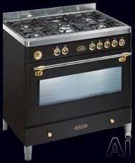 Fratelli onofri frryc905s 36 pro style dual fuel range - Cucine fratelli onofri ...