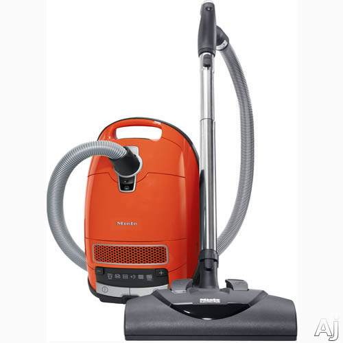 Miele S8380 S8380 Cat and Dog Canister Vacuum Cleaner with 1,200-Watt Vortex Motor, 4.76 Quart Capacity, 12 Stage AirClean Sealed System, Active AirClean Filter