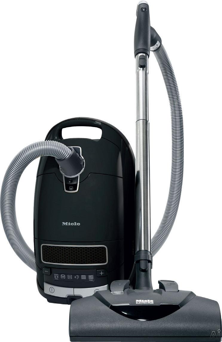 Miele S8 Series S8390KONA S8390 Kona Canister Vacuum Cleaner with 1,200-Watt Vortex Motor, 4.76, U.S. & Canada S8390KONA