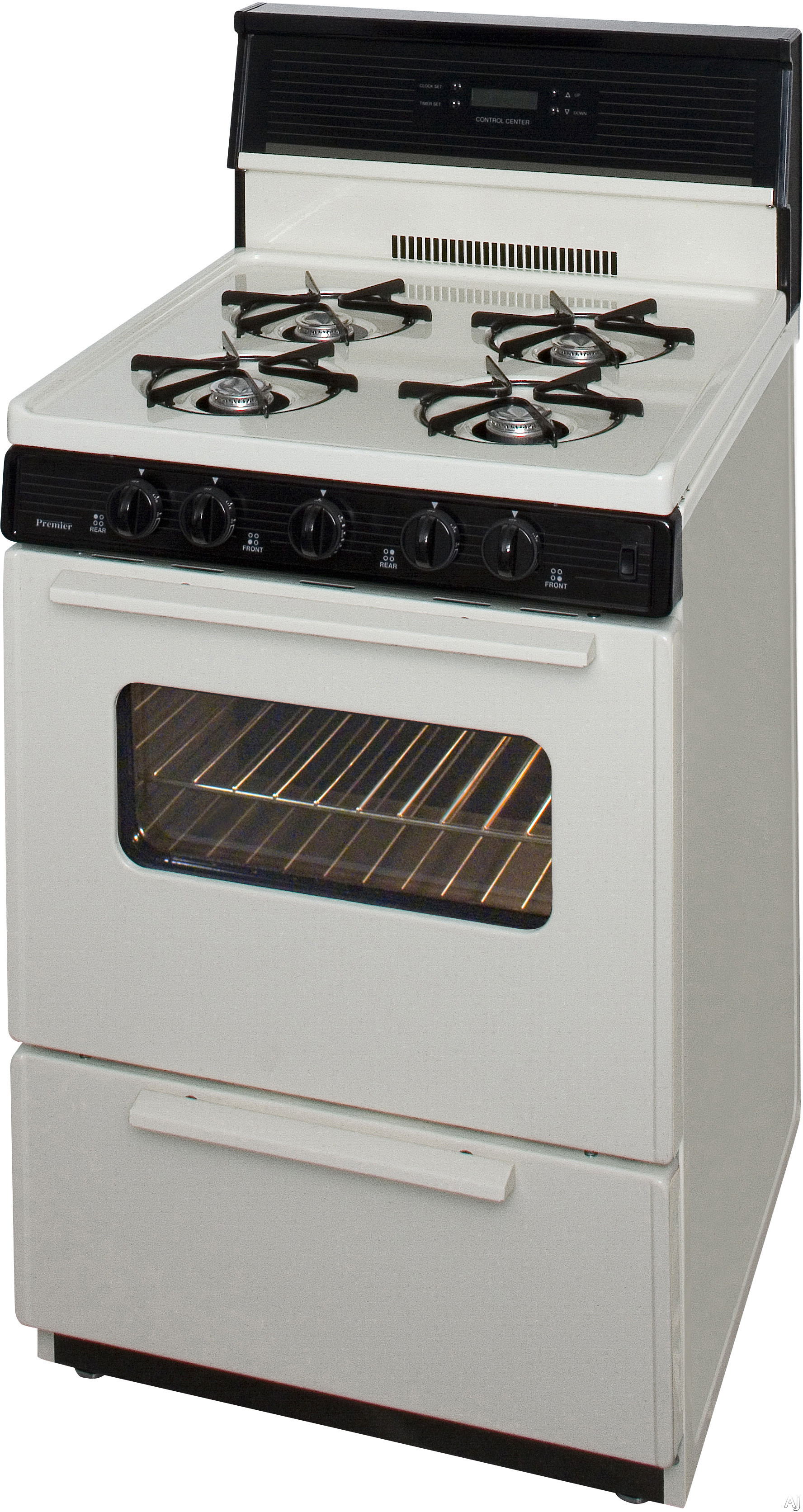 Premier Sck240xp 24 Inch Freestanding Gas Range With 4