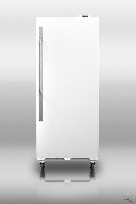 Summit Commercial Series SCUR20 20.1 cu. ft. All-Refrigerator with Door Storage, Interior Light, U.S. & Canada SCUR20