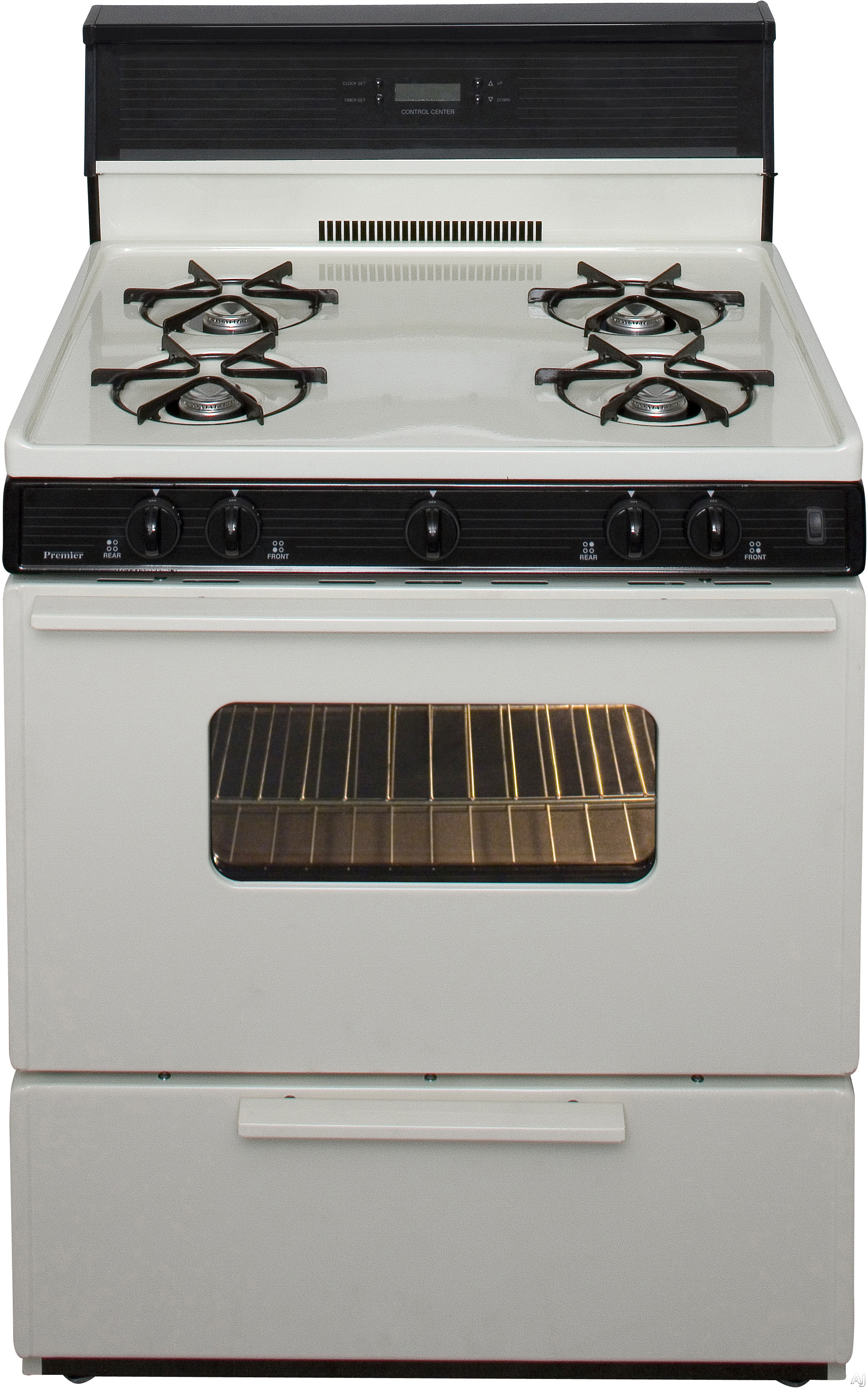 Premier sfk240xp 30 freestanding gas range with 4 open for 17000 btu window air conditioner