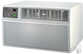 Soleus SGTTW14HC 14,000 BTU Thru-the-Wall Air Conditioner with 10,600 BTU Electric Heat, 8.5 EER, U.S. & Canada SGTTW14HC